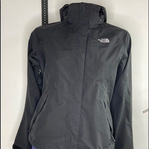 The North Face Hyvent Waterproof Hooded  Sz Small